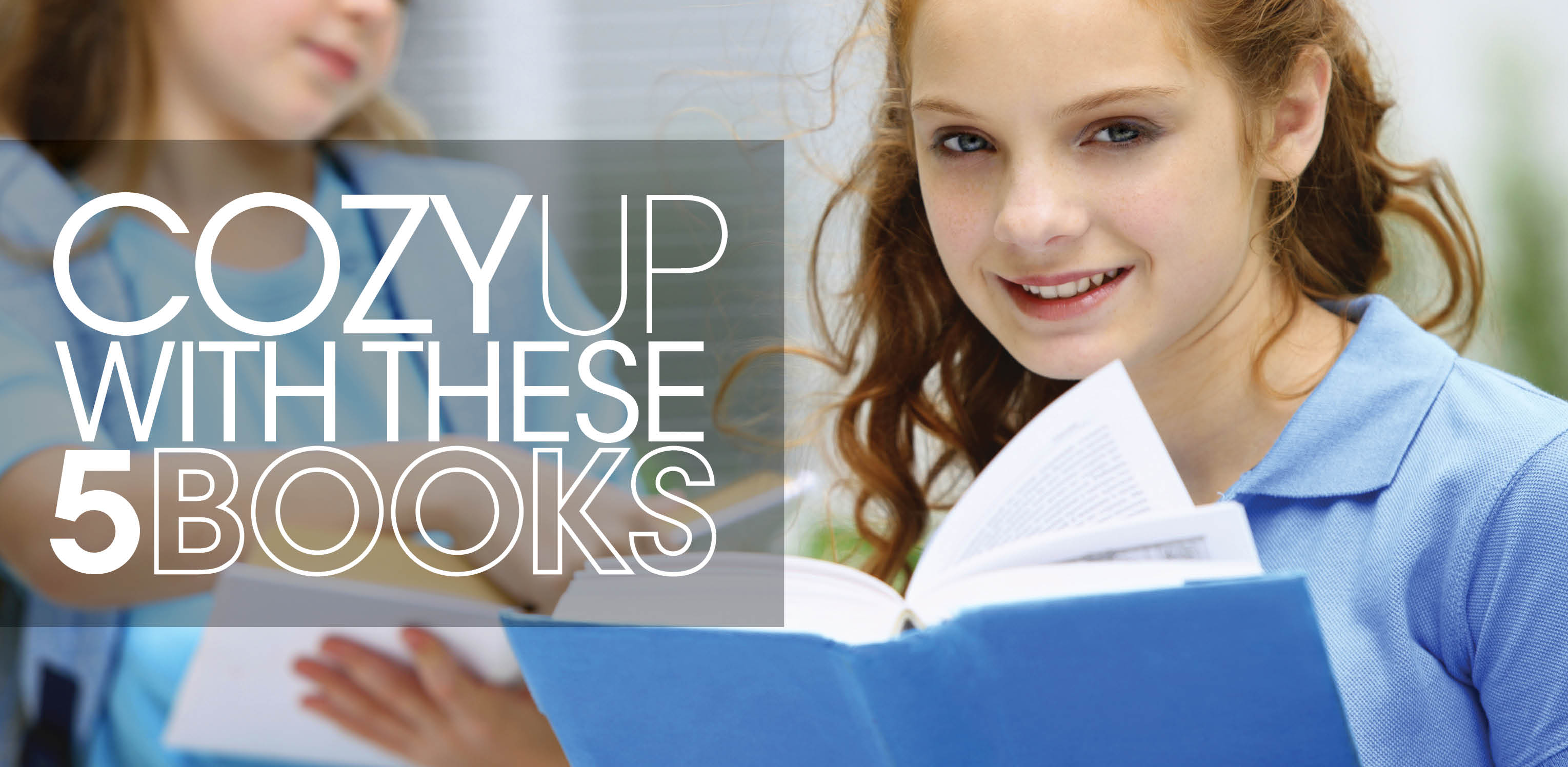 5 Book Recommendations To Cozy Up With Aire Serv