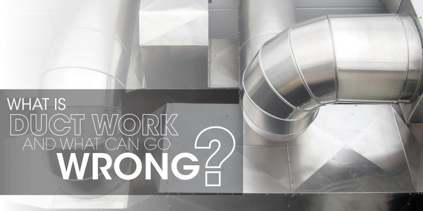 what is duct work and what can go wrong aire serv