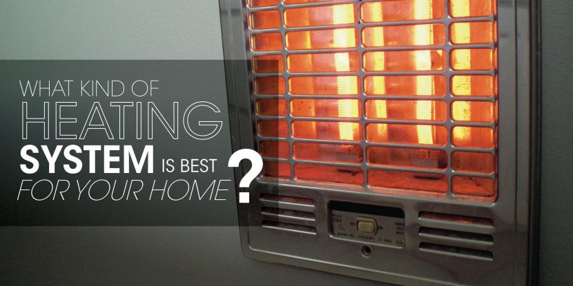 What kind of heating system is best for your home aire serv - Best heating system for house ...