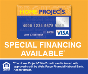 Home Projects Financing