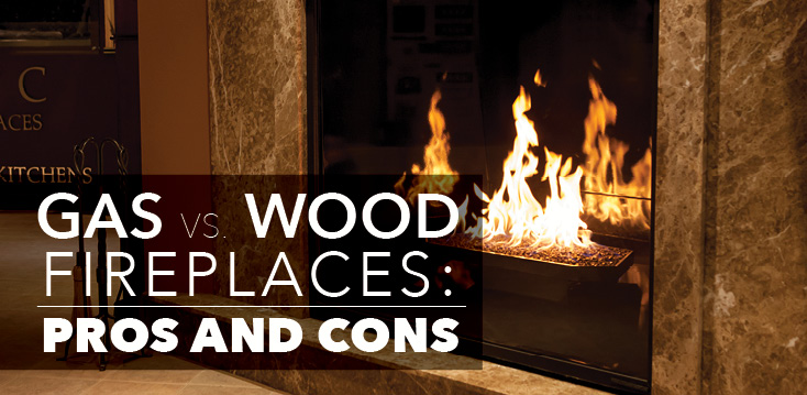 Miraculous Gas Vs Wood Fireplace Pros And Cons Beutiful Home Inspiration Cosmmahrainfo