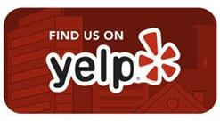 Find Us on Yelp Logo