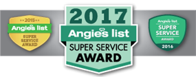 2017 Angie's List Super Service Awards
