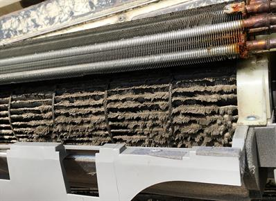 Health Concerns For Dirty Air Ducts