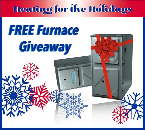 Aire Serv Free Furnace Giveaway