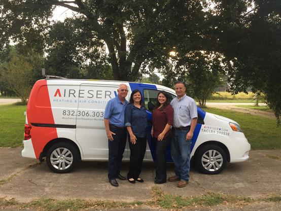 Aire Serv of Houston Northwest Team
