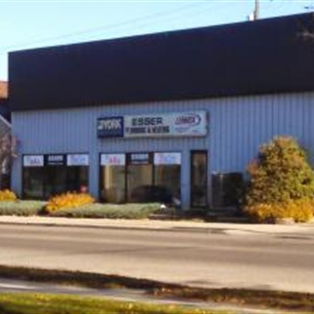 Downtown Perham location