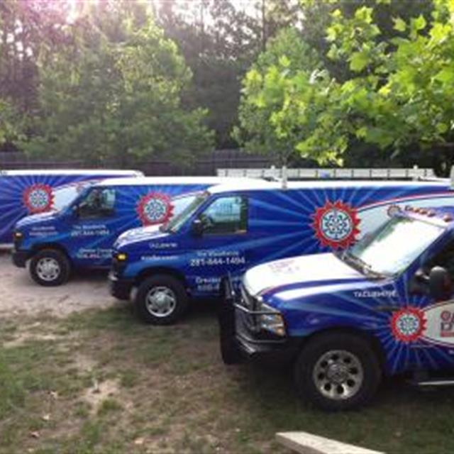 This is part of our fleet ready to come serve you!