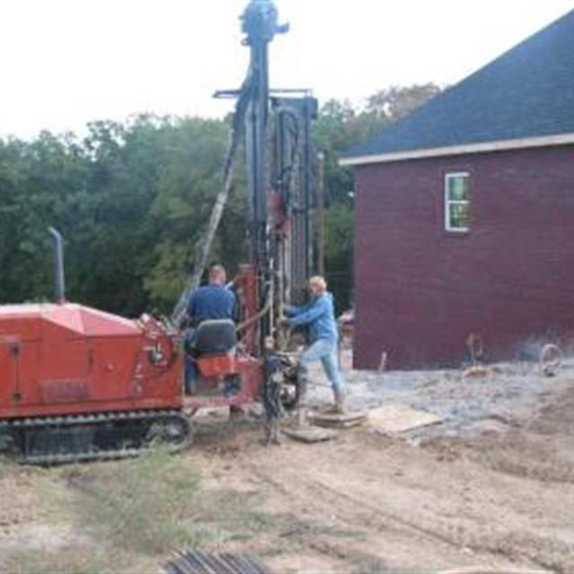 Ground Source Heating System for New Home!