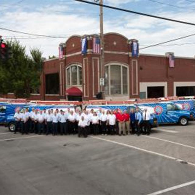The Louisville team is standing by to serve you. Repairs, Maintenance, or Replacement.