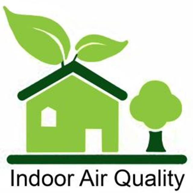 Indoor air is more polluted than outdoor air.....