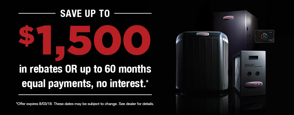 Save up to $1500 in rebates