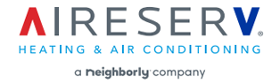 Aire Serv Heating & Air Conditioning, a neighborly company, logo