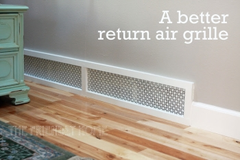 Air Vent Cover: Trim