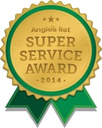 Super Service Award Angie's List