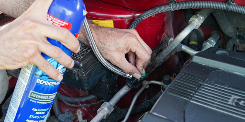 How To Recharge Your Car Ac System