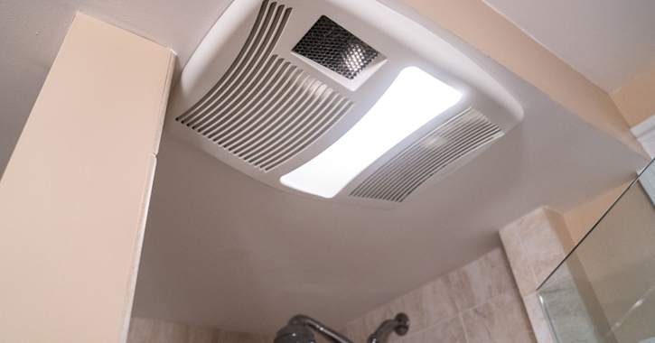 Heater Lights For Bathrooms