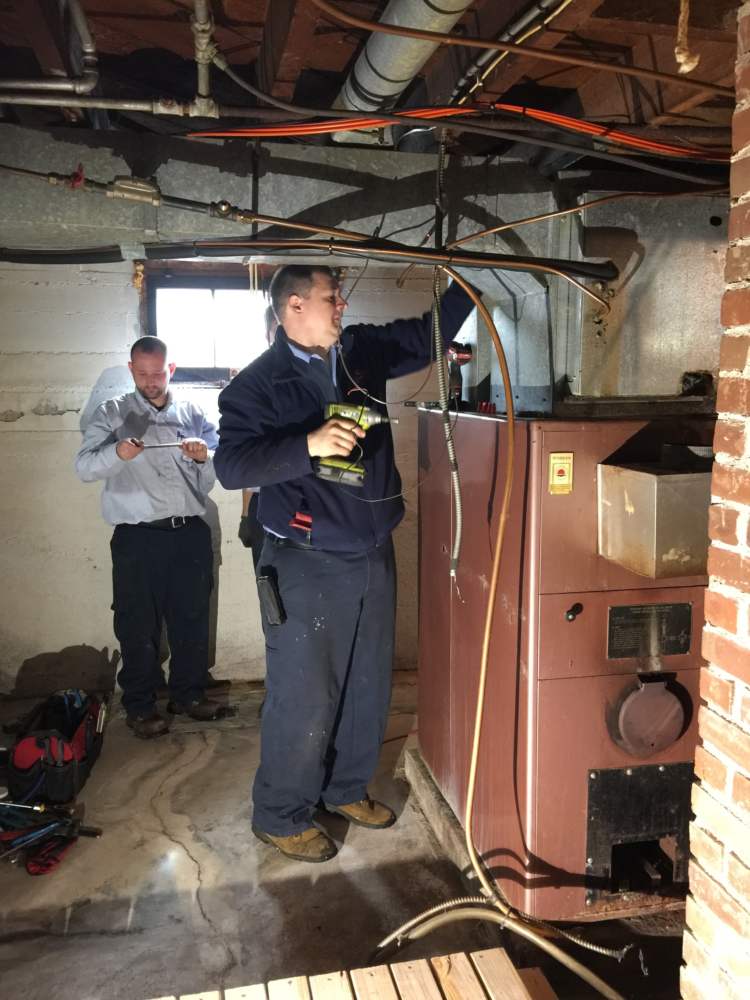 Aire Serv of East Central Oldest Furnace Removal