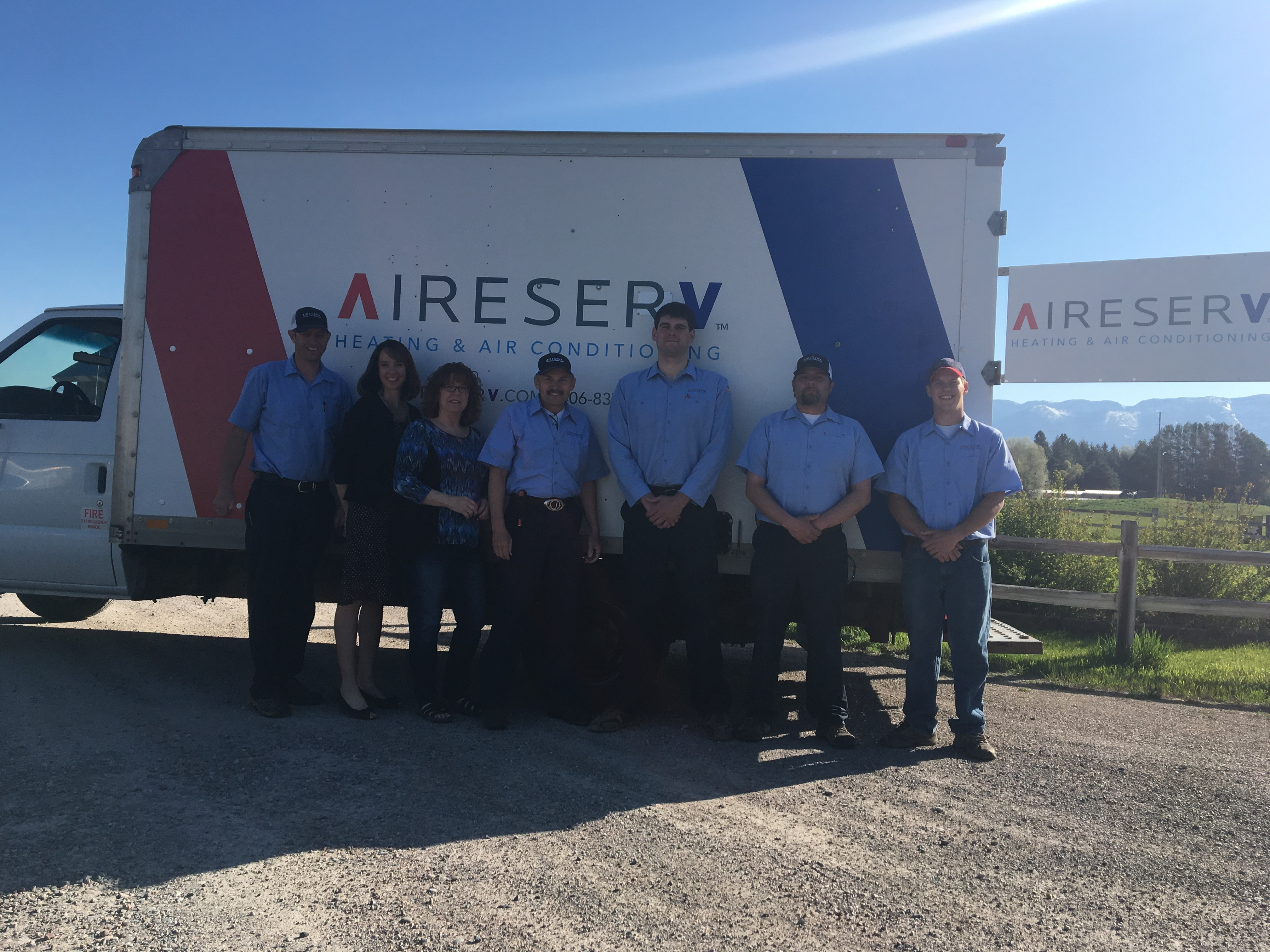 Aire Serv of Kalispell Team