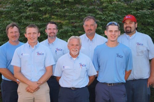 Aire Serv of Muncie Team