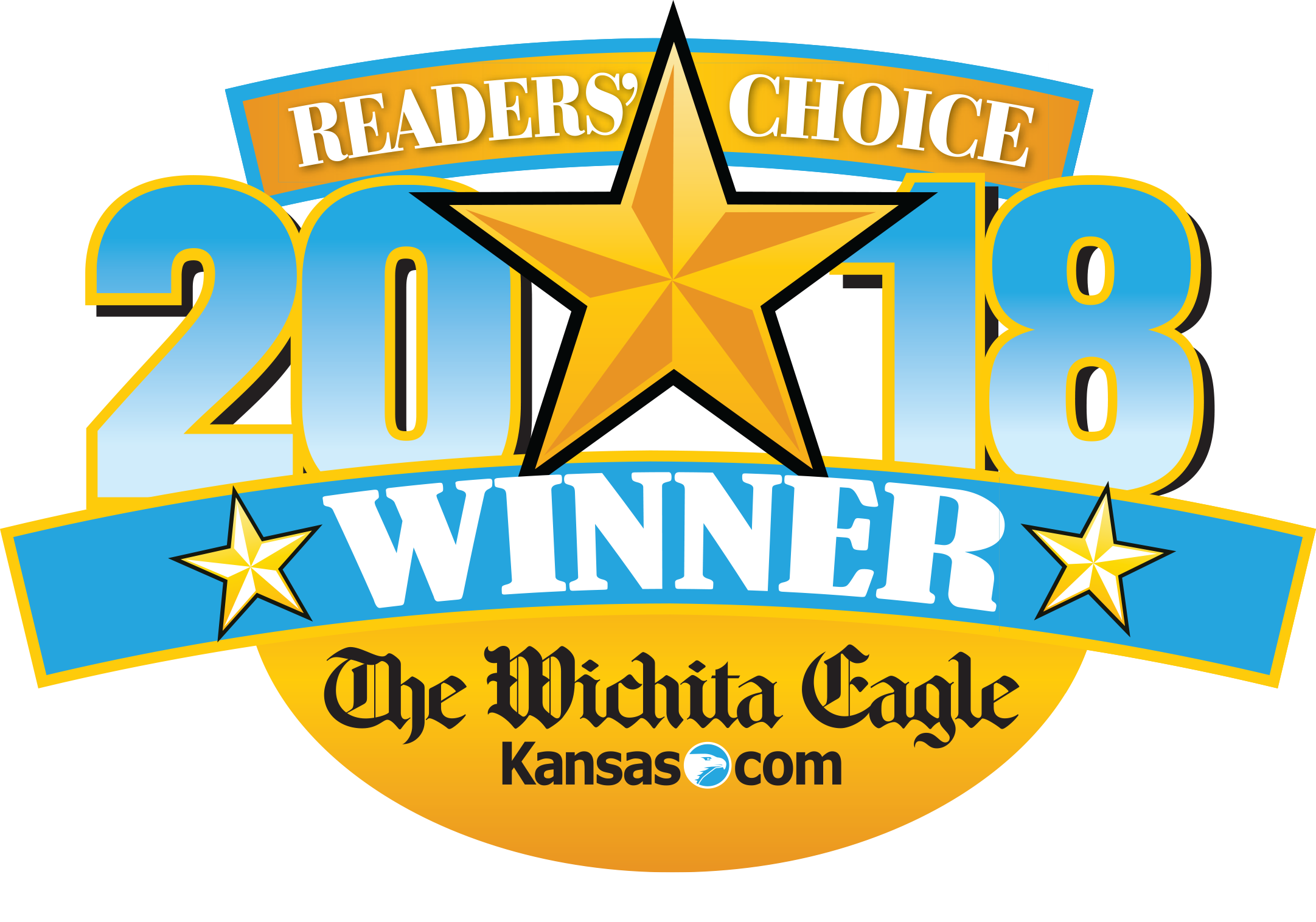Readers' Choice 2018 winner from The Wichita Eagle
