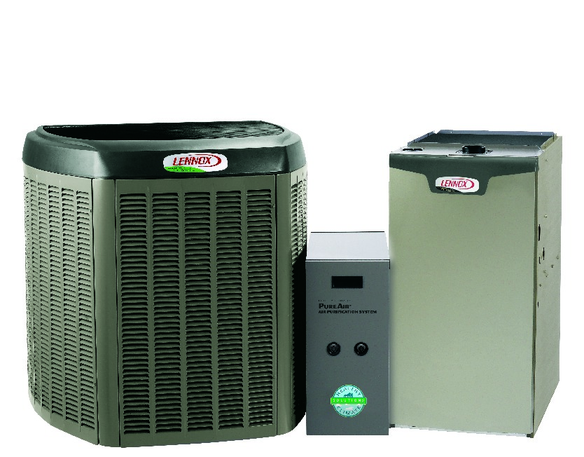 Lennox air conditioning products