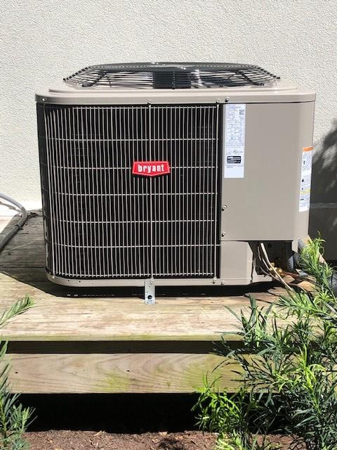 Outdoor AC Unit